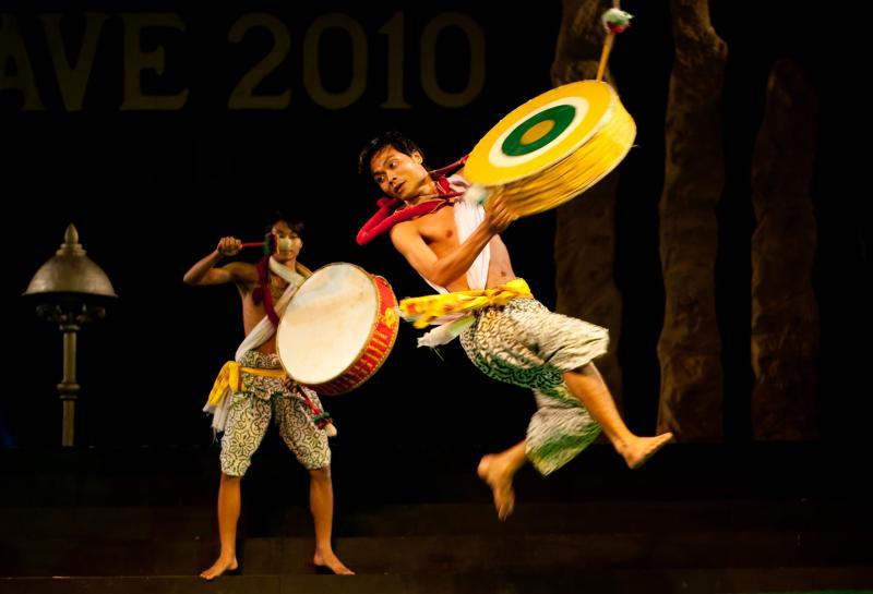 Festival de danse traditionnelle