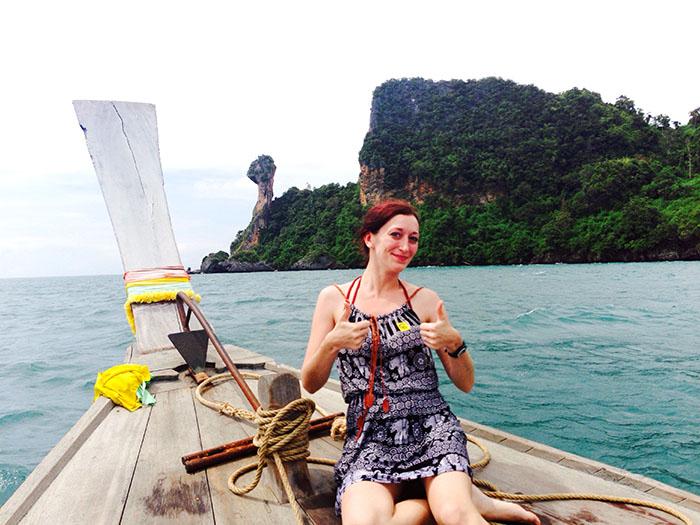 Chicken Island, Thaïlande