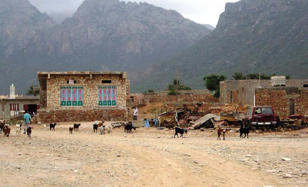 Hadiboh, Socotra