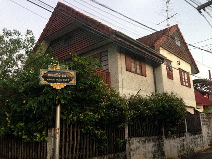 Maison thailandaise, Chiang Mai