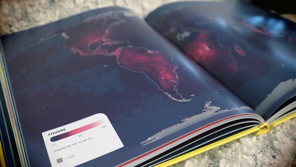 Atlas du nouveau monde