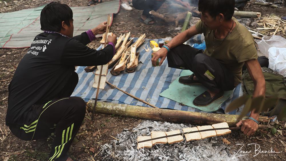 Grille-pain en bambou