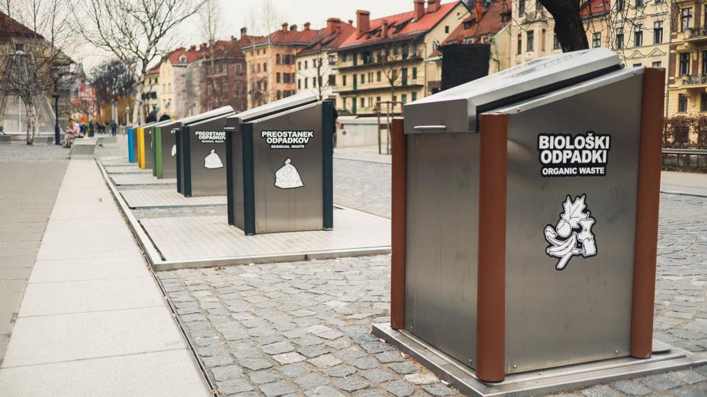 Recyclage en Slovénie