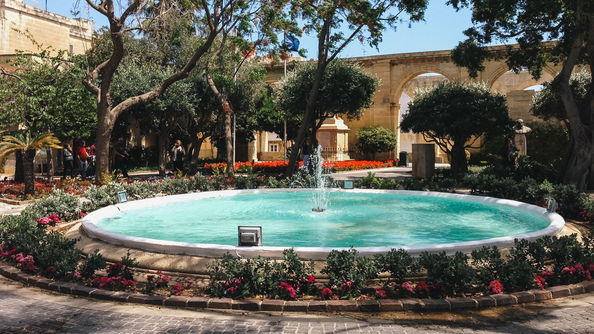 Jardins de La Valette