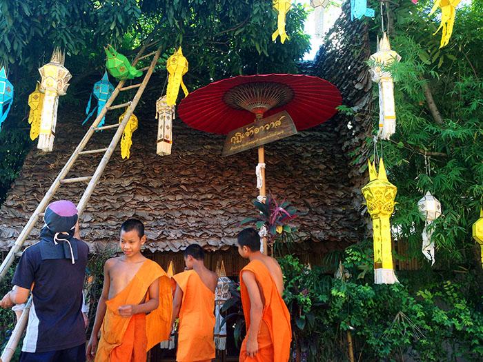 Festival Loy Krathong, Chiang Mai