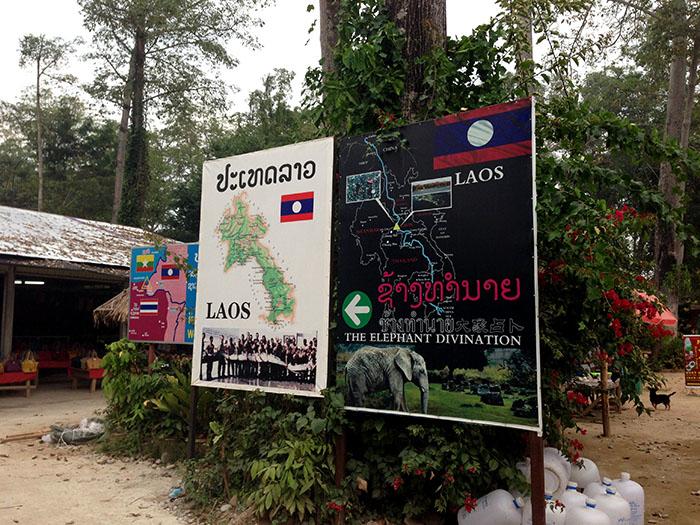 Petit tour au Laos