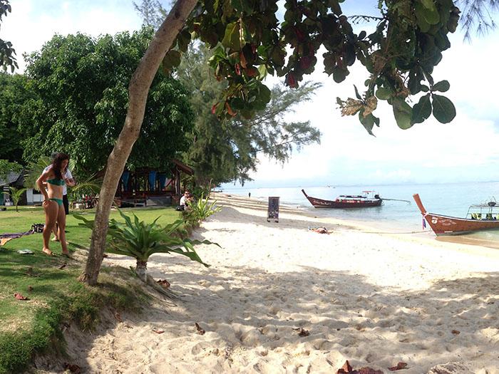 Koh Ngai, Thaïlande
