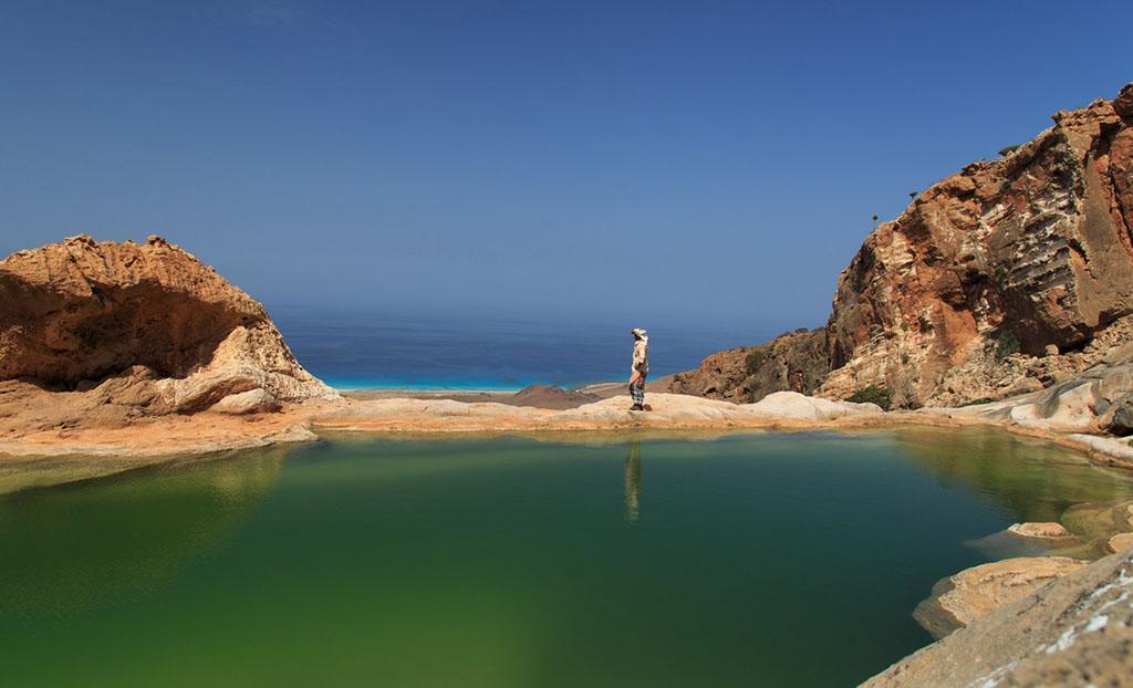 Plateau Homhil, Socotra