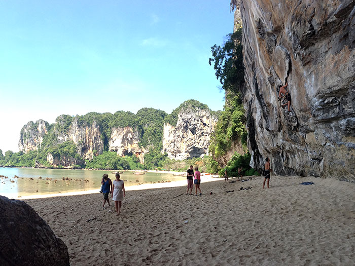 Tonsaï Beach, Thaïlande