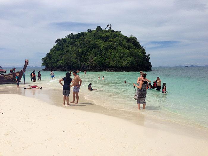 Tup Island, Thaïlande