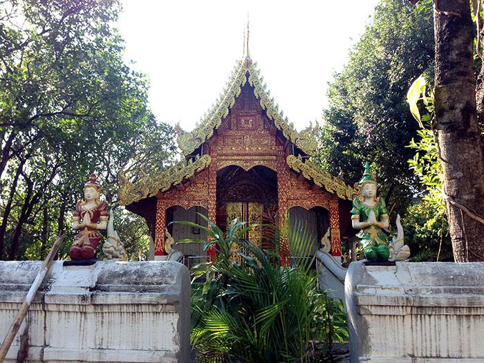 Temple, Chiang Mai