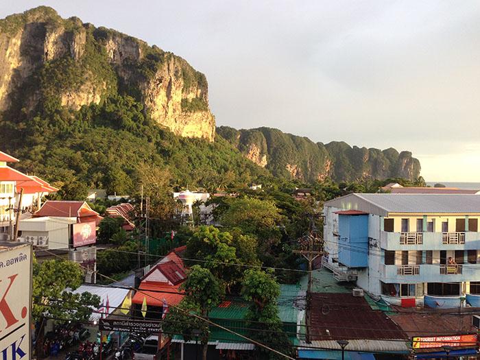 Ao Nang, Thaïlande