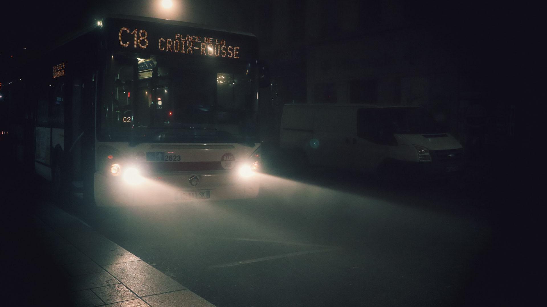 Bus de Croix-Rousse, Lyon