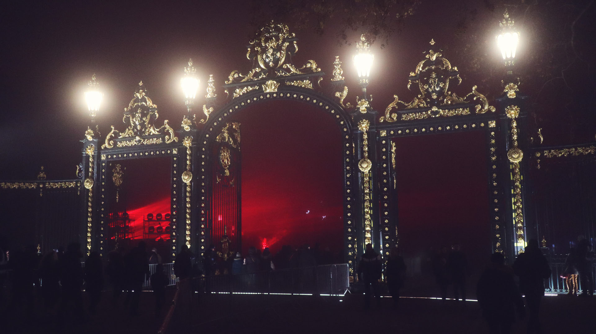 Portail du Parc de la Tête d'Or