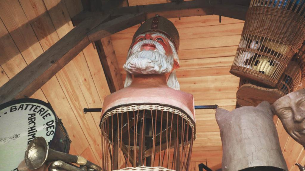 Costume d'un Géant du Nord