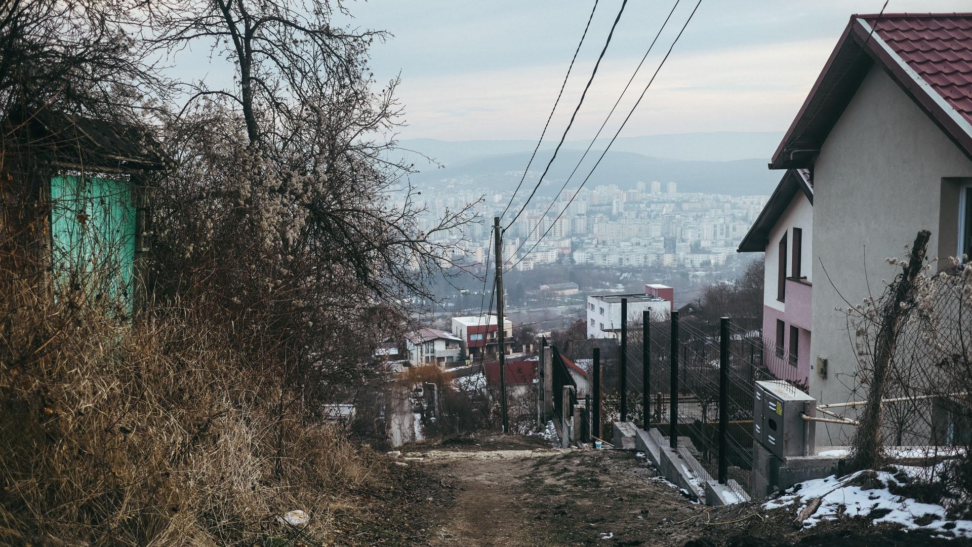 Point de vue Cluj-Napoca