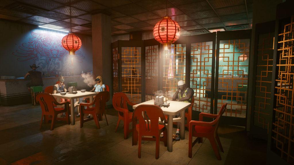 Restaurant asiatique de Japan Town