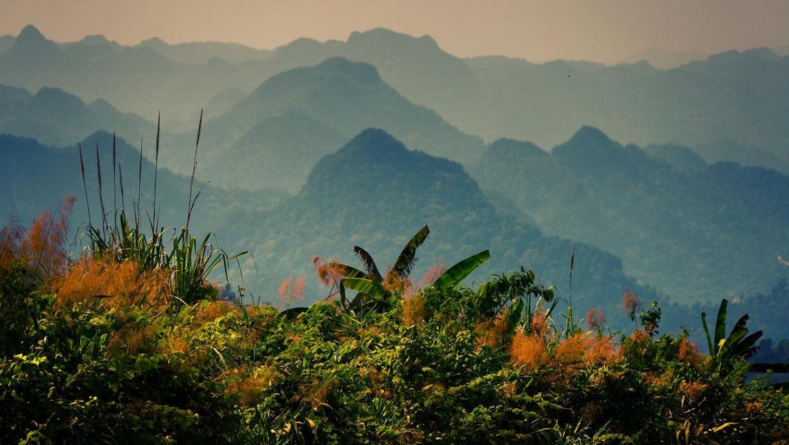 Parc national Phong Nha Ke Bang, Vietnam