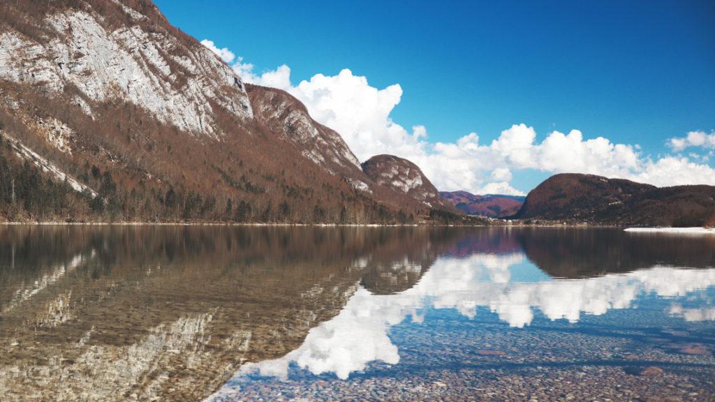 Lac de Bohinj