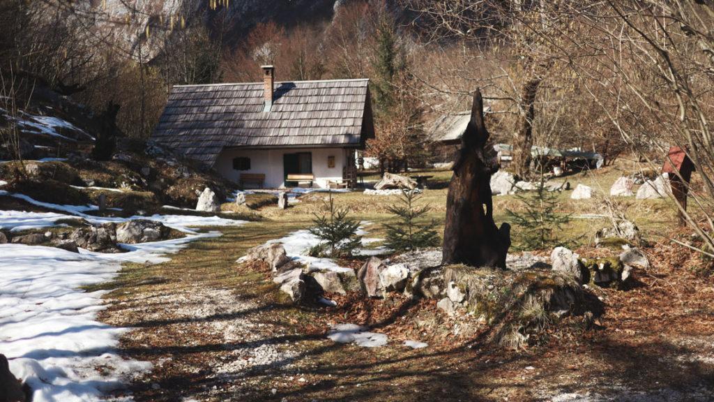 Tourisme au lac de Bohinj