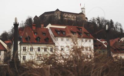 Château de Ljubljana, Slovénie