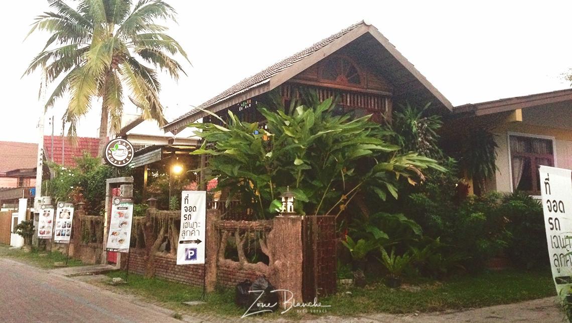 Maison Thaïlandaise typique