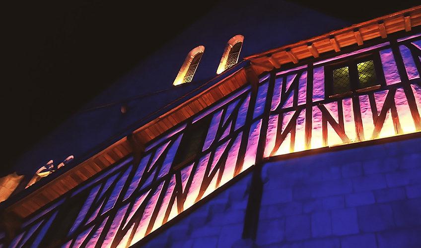 Nuits lumières 2019 de Bourges