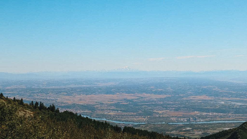 Mont Pilat en automne