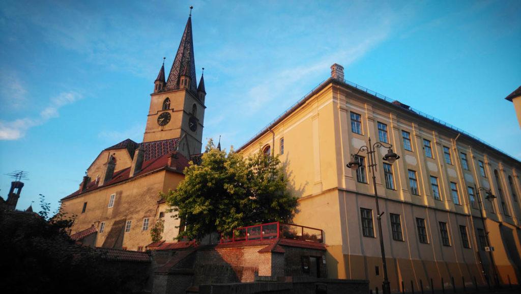 Visite de Sibiu, Roumanie