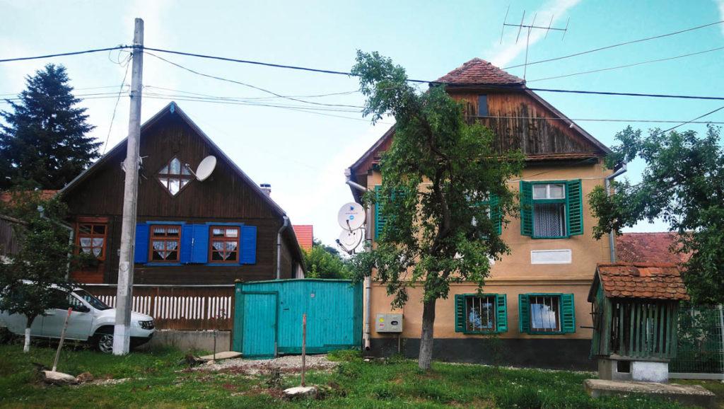 Cisnadioara, Roumanie