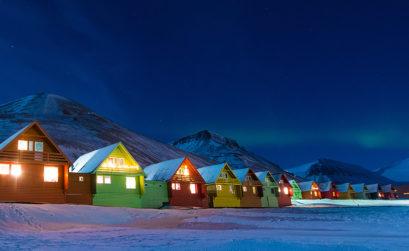 Tourisme au Svalbard, Norvège