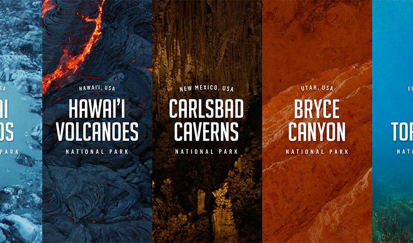Visites virtuelles de parcs nationaux américains
